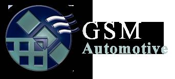 GSM Automotive logo